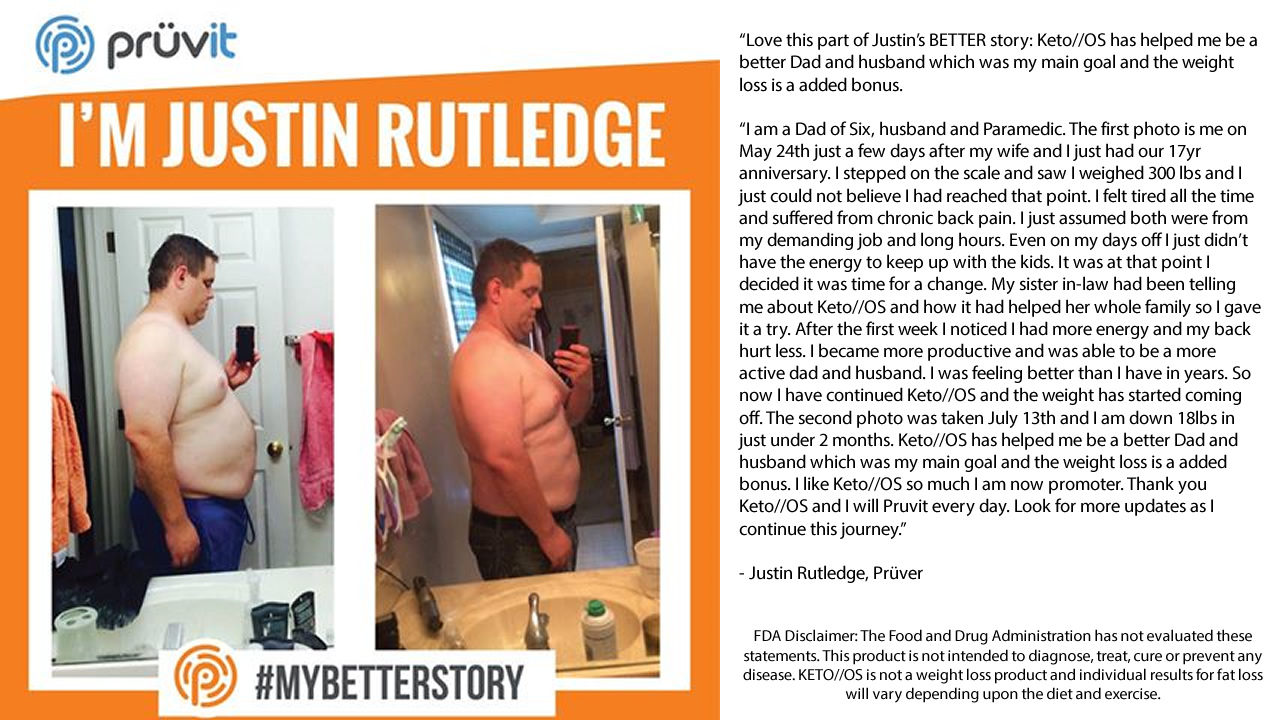 Fat Loss - Pain - Business - Justin Rutledge