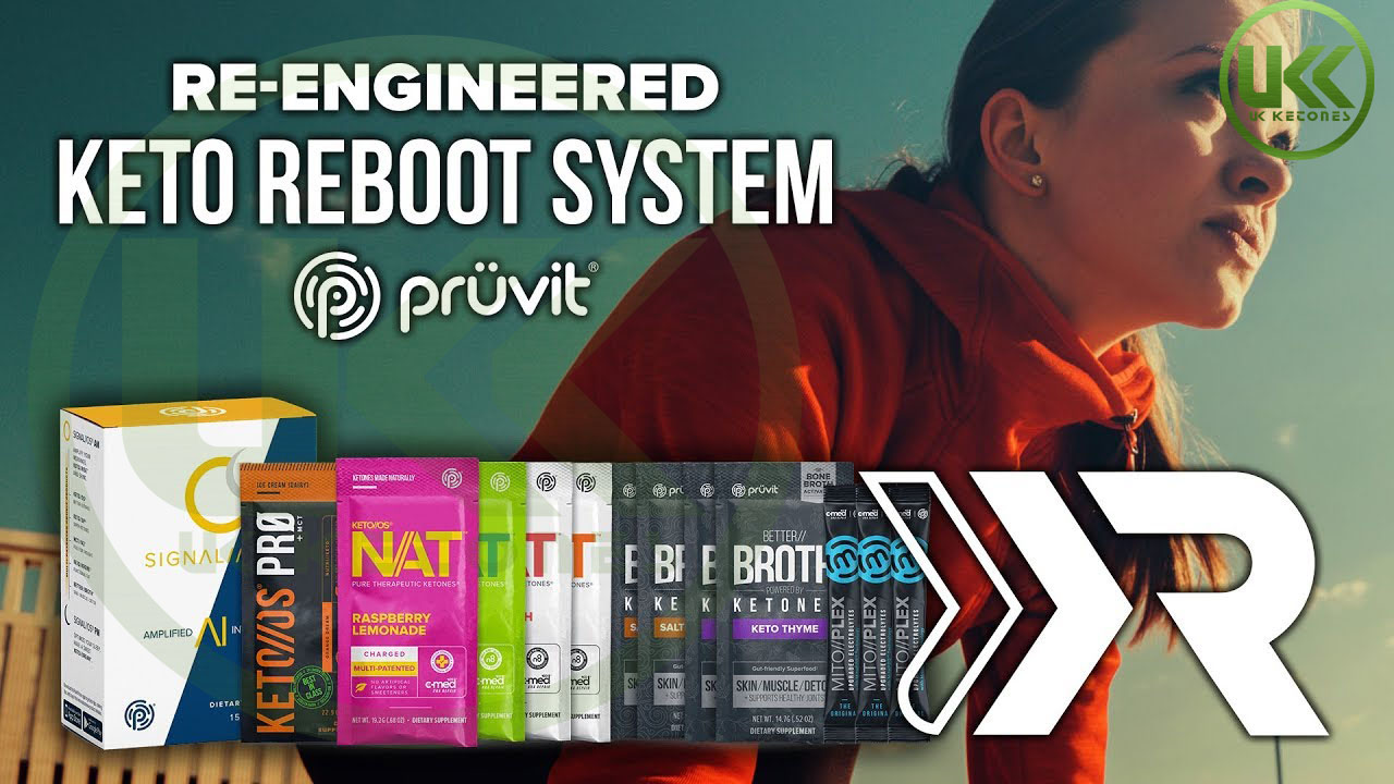 Pruvit 60 hour Reboot Explained - Review